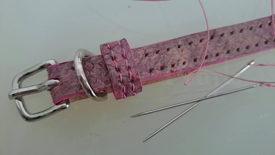 Création collier chien sur-mesure