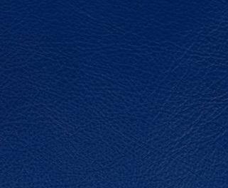 Veau Pleine Fleur - Grain Naturel - Bleu Electrique