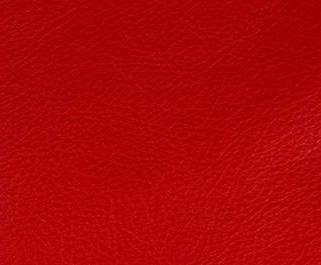 Veau Pleine Fleur - Grain Naturel - Rouge