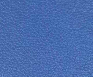 Veau Pleine Fleur - Petit Grain - Bleu Océan